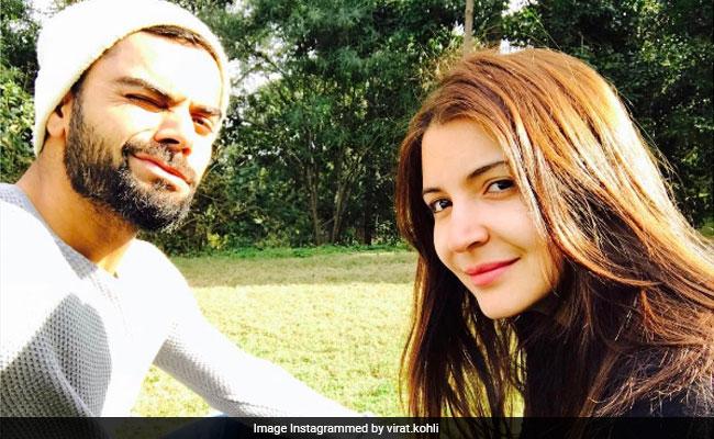 Should Virat Kohli Shave His Beard? Anushka Sharma Says 'You Cannot'