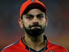 IPL 2017: Why Virat Kohli Was Livid After Being Dismissed For a First-Ball Duck
