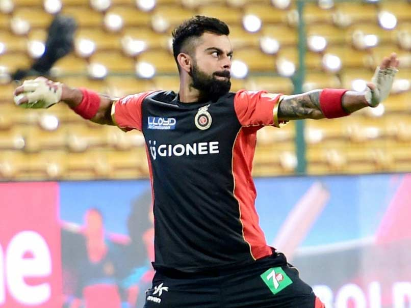 IPL 2017: Virat Kohli Declared Match Fit, To Play For RCB Vs MI