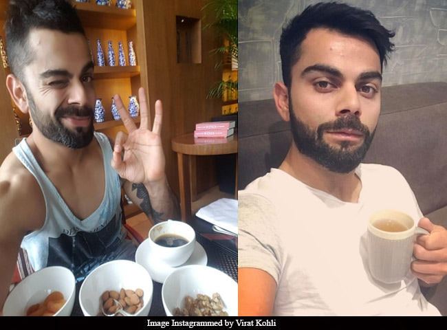 All About Virat Kohli Diet and Fitness