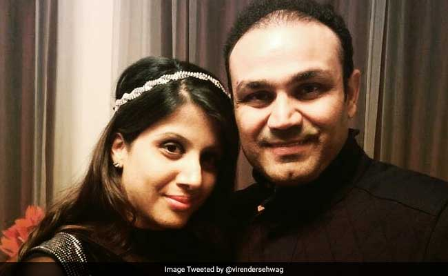 Virender Sehwag Compares Husbands To ACs. Has Twitter In Splits