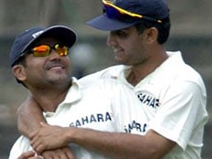 Champions Trophy 2017: Sourav Ganguly Reminds Virender Sehwag Who's Boss Live On Air