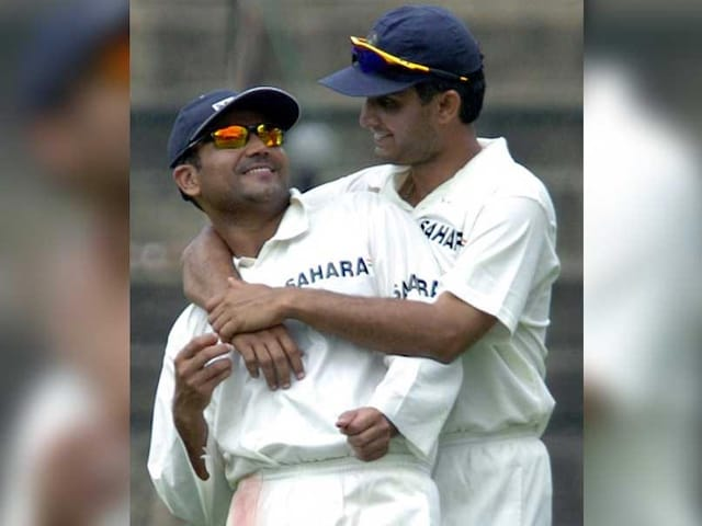 Champions Trophy 2017: Sourav Ganguly Reminds Virender Sehwag Whos Boss Live On Air