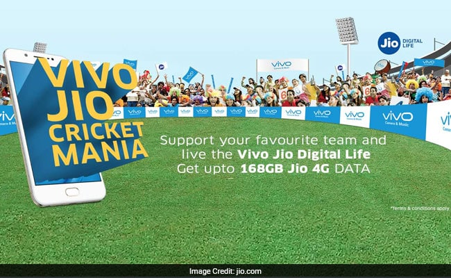 To enjoy the full benefit of the Vivo-Jio Cricket Mania offer, registrations need to be made by May 10