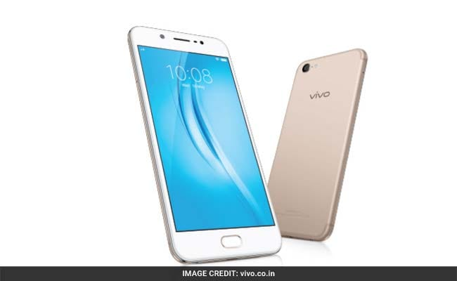 Vivo V5s With 20MP Front Camera Priced At Rs 18,990