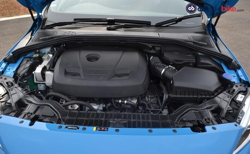 volvo s60 polestar engine