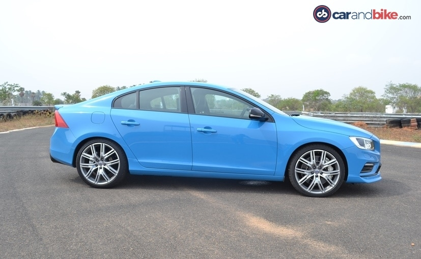 volvo s60 polestar rebel blue colour