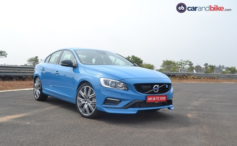 2017 Volvo S60 Polestar Review