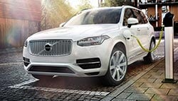 Volvo To Build It's First Electric Car In China