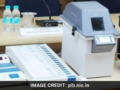 Election Commission To Use 75,000 VVPAT Machines In Gujarat Polls