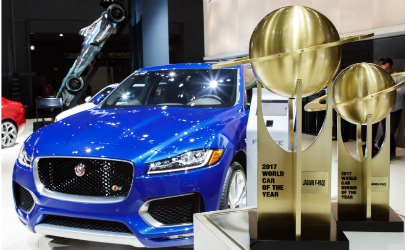 World Car Of The Year Retains No.1 Position Amongst Global Awards