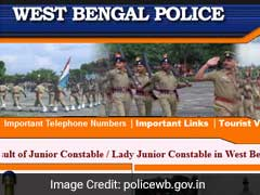 West Bengal Police LWE Junior Constable Final Results Declared, Check Now @ Policewb.gov.in