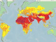 92% of the World's Population Lives in Places With High Pollution Levels: WHO