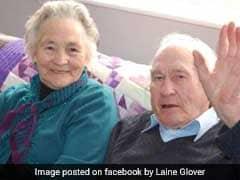 71 वर्ष से विवाहित दंपत्ति ने दूर होते हुए भी साथ-साथ दुनिया को कहा अलविदा