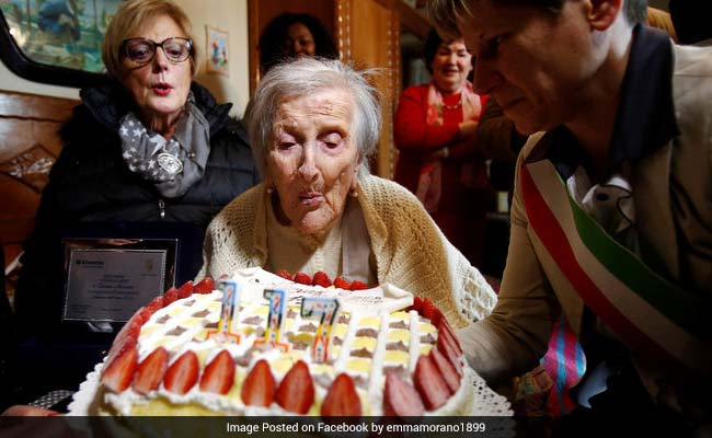 Emma Morano, Last Known Survivor Of 19th Century, Dies In Italy At Age 117