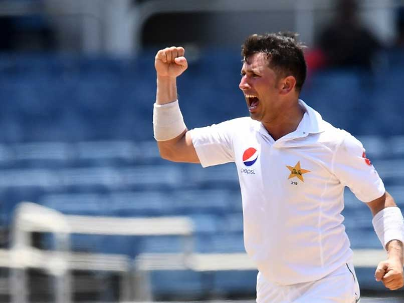 Yasir Shah Shines As Pakistan Beat West Indies By 7 Wickets, Take 1-0 Lead