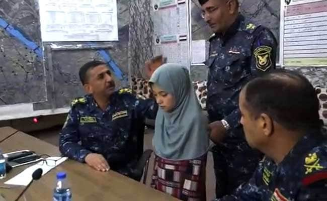 Iraq Forces Free 11-Year-Old Yazidi Girl In Mosul