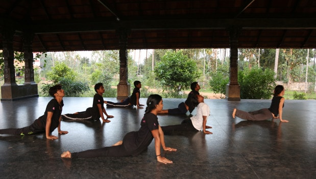 yoga in kerala