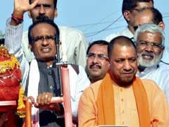 Narmada Campaign Would Be Model For 'Namami Gange': Yogi Adityanath