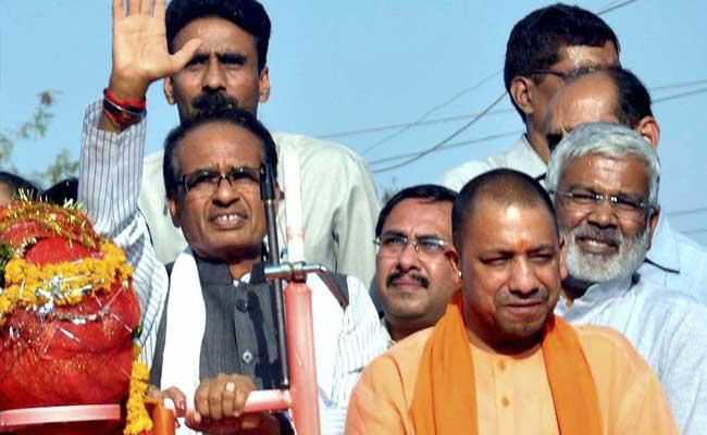 Narmada Campaign Would Be Model For 'Namami Gange': Yogi Adityanath