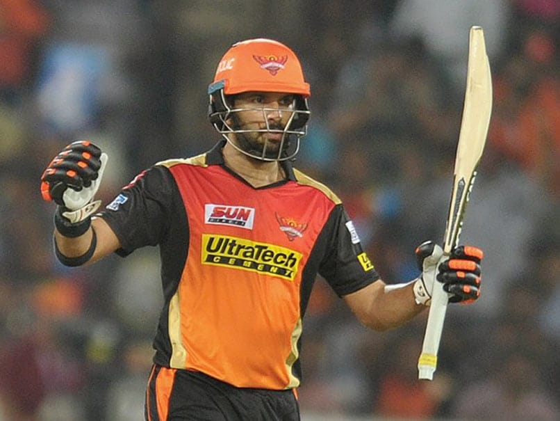 IPL 2017, SRH vs RCB: Yuvraj Singh's Brutal Knock Leaves Fans In Awe