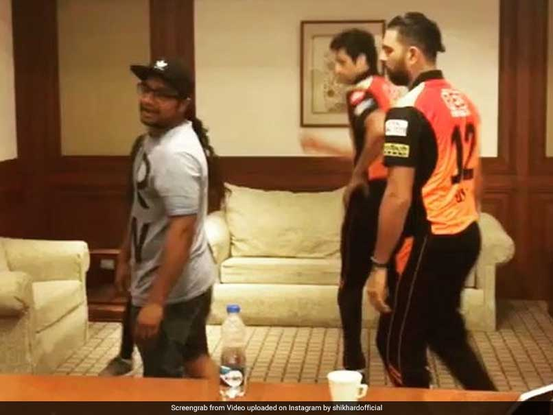IPL 2017: Watch Yuvraj Singh And Other SRH Boys Dancing To The Beat