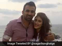 अनिल कुंबले ने दी जहीर खान और 'सागरिका' को सगाई की बधाई लेकिन यह क्या किया...!