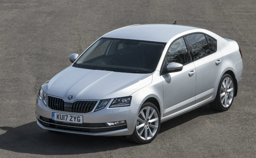 1 5 millionth skoda octavia rolled out from its main plant ndtv carandbike. Black Bedroom Furniture Sets. Home Design Ideas