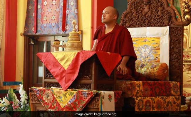 Tibetans Look To India With Great Hope: 17th Karmapa Ogyen Trinley Dorje
