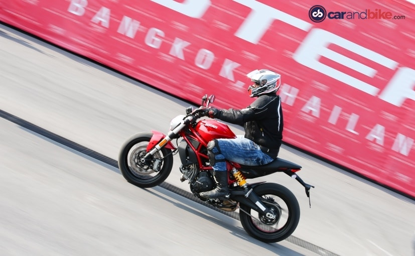 2017 Ducati Monster 797 First Ride Review