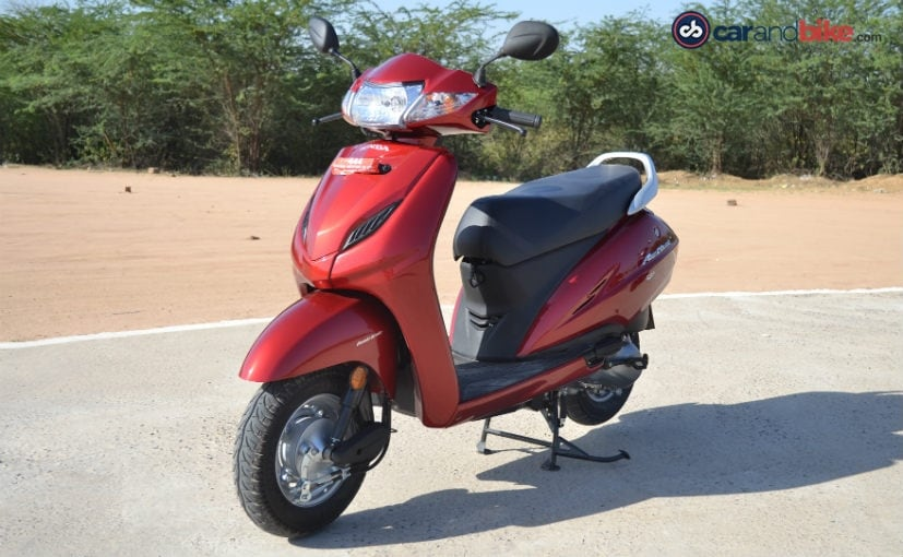 Honda Two Wheelers Sells Over 50,000 Vehicles On The First day of Navratri