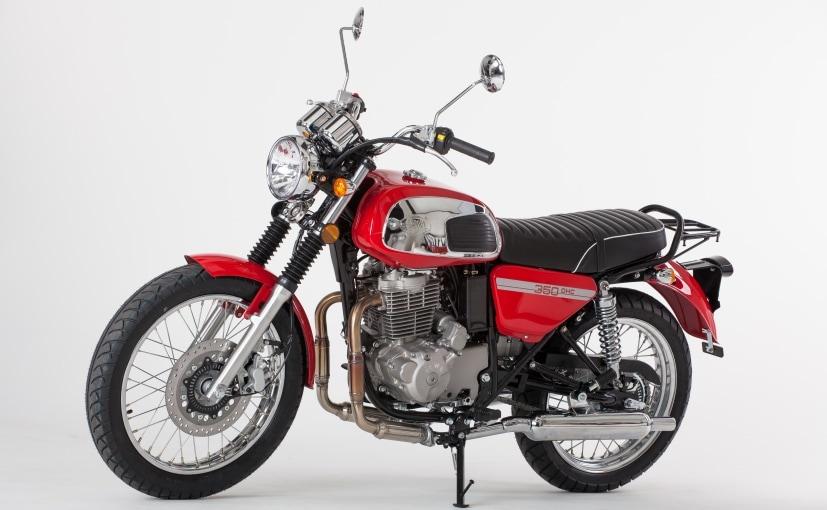 2017 Jawa 350 Launched In Czech Republic Ndtv Carandbike