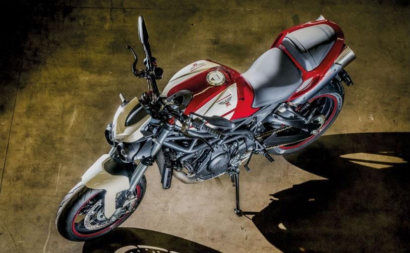 2017 moto morini corsaro 1200 zz