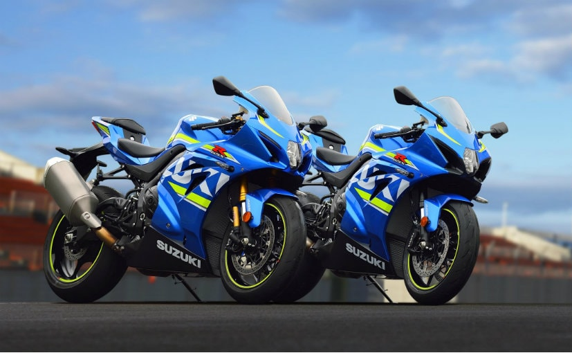 2017 Suzuki GSX-R1000 And GSX-R1000R Launched In India