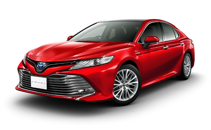 All New Toyota Camry Hybrid Launch Date Revealed