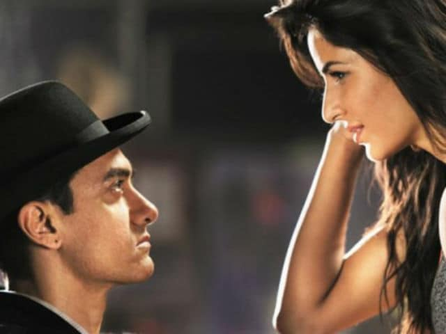 It's Official. Aamir Khan 'Welcomes' Katrina Kaif Aboard Thugs Of Hindostan