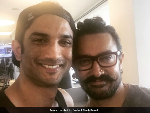 Dear Aamir Khan, Have You Really Pierced Your Nose? Twitter Is Asking