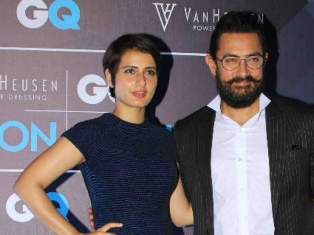 What Aamir Khan's Wife Says About Fatima Sana Shaikh Being Cast In Thugs Of Hindostan
