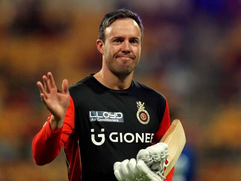 Why AB de Villiers May Not Be A Part Of IPL 2018