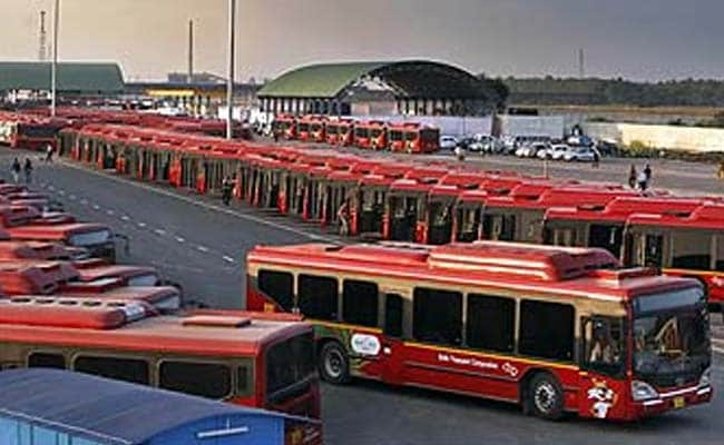 Delhi To Get 1,000 New Air Conditioned Buses By October 2019