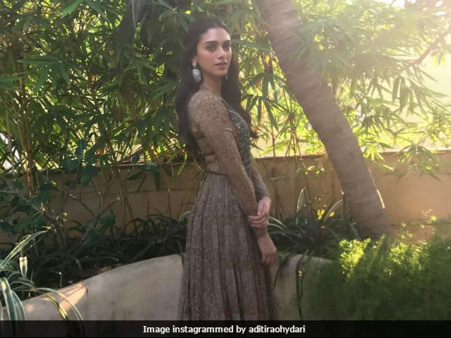 Aditi Rao Hydari: Something Wrong With People Who Are Not Feminist