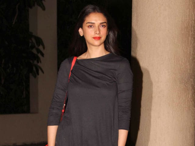 Sanjay Dutt Biopic: Aditi Rao Hydari Is A 'Big Fan' Of This Actor