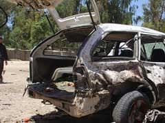 13 Dead As Taliban Car Bomber Hits CIA-Funded Afghan Forces