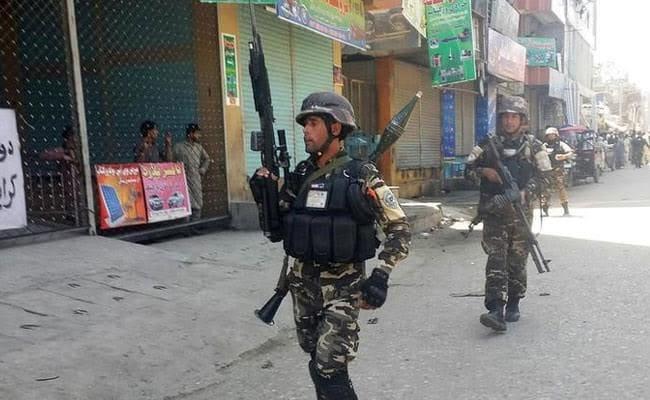 अफगानिस्तान में हुये हमले में अमेरिका के एक सैनिक सहित 2 की मौत