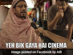 Irrfan Khan Is Now A Meme. Thanks To AIB's Latest Viral Video