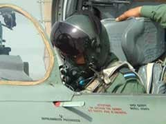 Flying MiG21, Air Chief Leads 'Missing Man' Formation For Kargil Soldiers