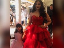 Cannes Film Festival: Aishwarya Rai Bachchan Says Aaradhya Is At 'Ease With Media Now'