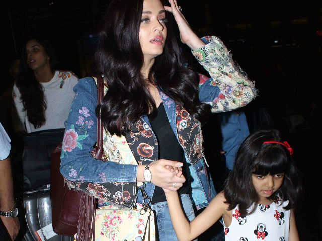 Cannes Film Festival: Aishwarya Rai Bachchan And Aaradhya Went, Conquered And Have Now Returned