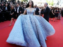 Cannes Film Festival: Aishwarya Rai Bachchan Is Belle Of The Ball In Princess Dress