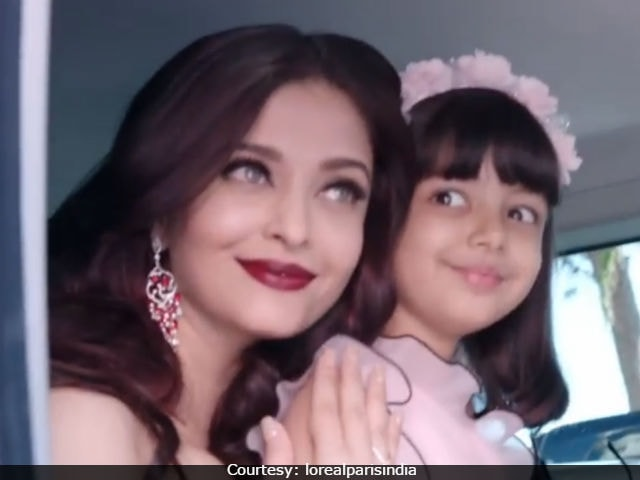 Cannes Film Festival: Aishwarya Rai Bachchan Or Daughter Aaradhya, Who Was The Real Star? Watch This Video